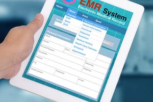 Electronic Medical Record System - EMR or EHR