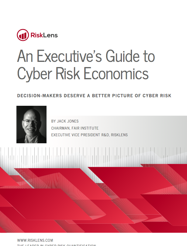 Executives Guide to Cyber Risk Economics