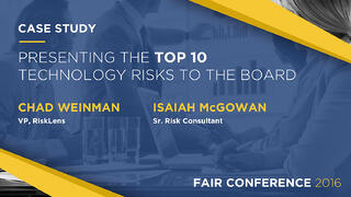 FAIR Conference 2016 - The Top 10 Risks To The Board.jpg