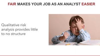 FAIR Makes Your Job as an Analyst Easier - Webinar 2