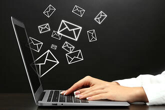 Finding a Cost-Effective Fix for Employees Leaking Confidential Data by Email