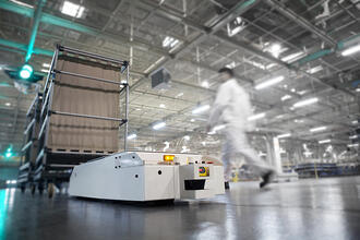 Quantifying Cybersecurity Risk for Mobile Industrial Robots