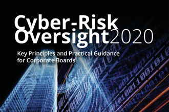 New NACD Cyber Risk Handbook for Board Directors Endorses Quantification and FAIR™