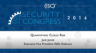 Video Now Available: Quantifying Cloud Risk