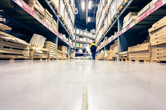 Operational Risk from Outage of a Manufacturer's Order Fulfillment System