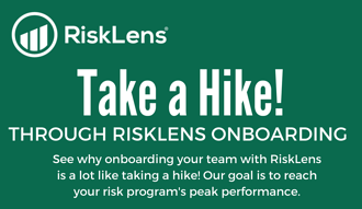 The RiskLens Onboarding Trail Map [Infographic]