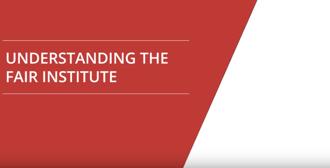 The FAIR Institute Explained
