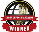 RiskLens Cyber Defense Global Awards Winner 2018 Homepage
