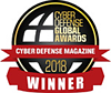 RiskLens Cyber Defense Global Awards Winner 2018 Homepage