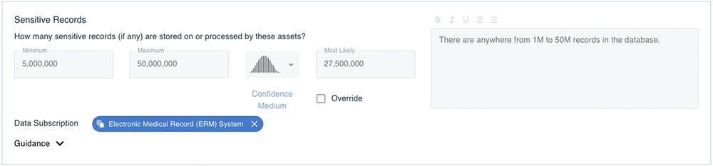 RiskLens Platform - Records Count copy