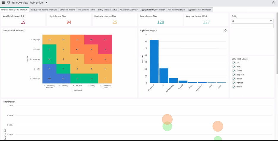 RiskLens-Platform-ServiceNow-Integration-Screenshot