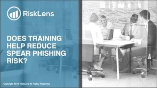 anti-phishing training