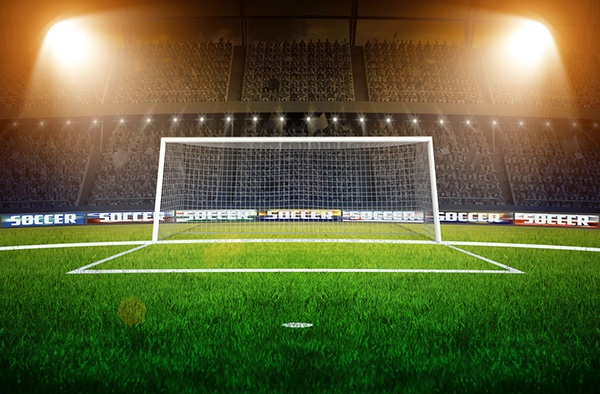 Start with the End in Mind - Soccer Football Goal2