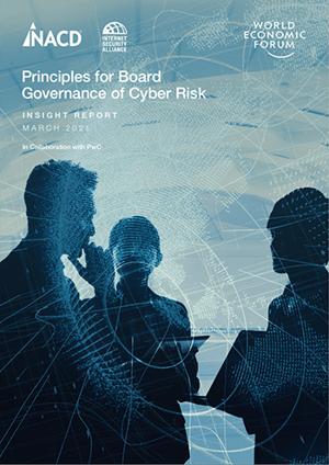 World Economic Forum Report on Cyber Risk