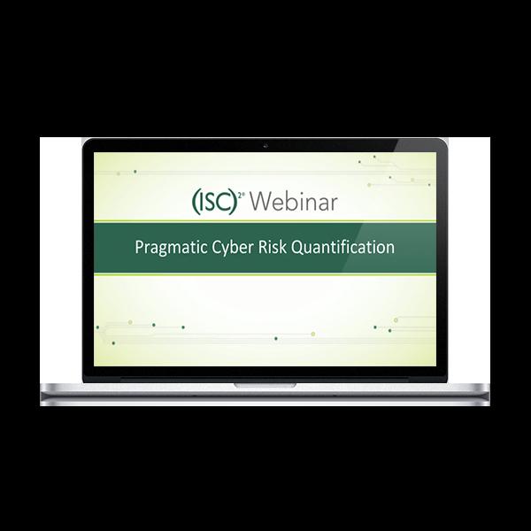 Quantifying Cyber Risk with FAIR & RiskLens Webinar