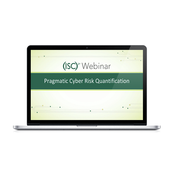 Quantifying Cyber Risk with FAIR & RiskLens Webinar
